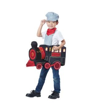 Train Rider Boys Costume