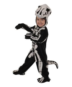 T Rex Boys Costume