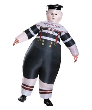 Tweedle Dee Dum Inflatable Men Costume