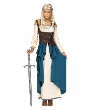 Viking Queen Women Costume