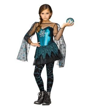 Girls Wicked Queen Costume
