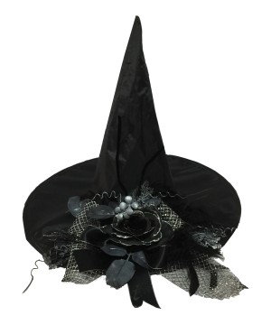 Witch Flower Hat