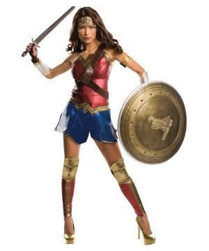 Wonder Woman Grand Heritage Costume