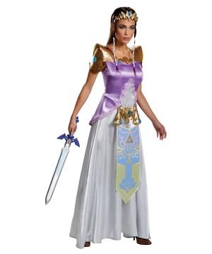 Zelda Women Costume
