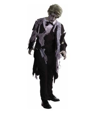 Zombie Tuxedo Men Costume