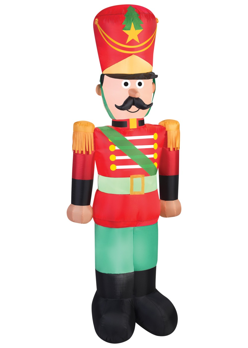 Airblown toy solider decoration decorations for Air blown decoration