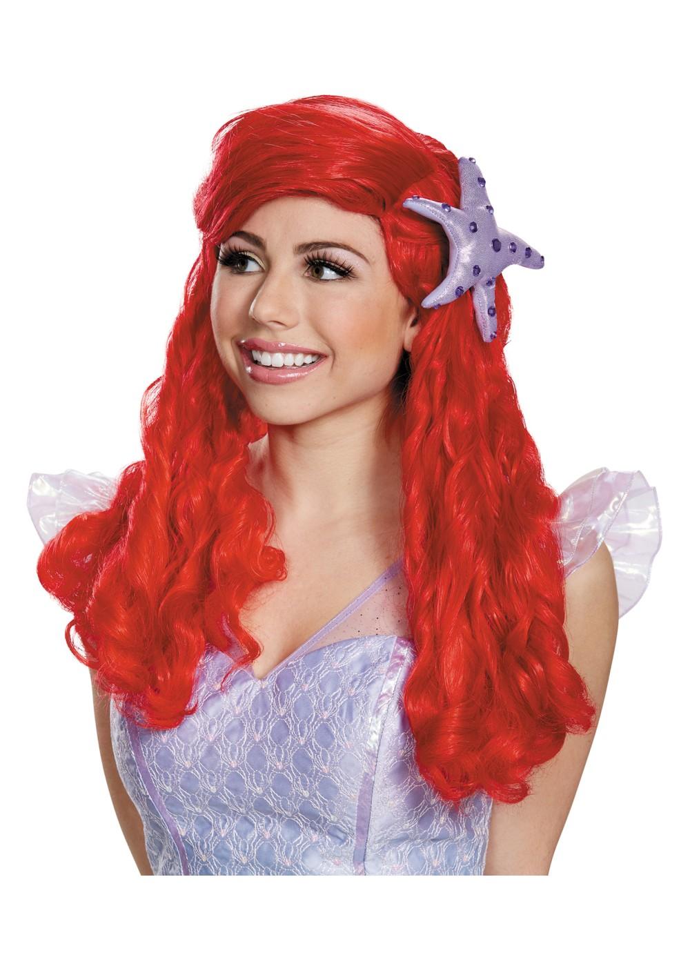 Disney Ariel Wig Wigs