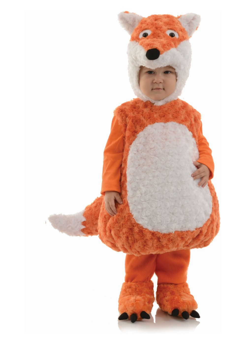 Kids Cute Baby Fox Toddler/child Costume