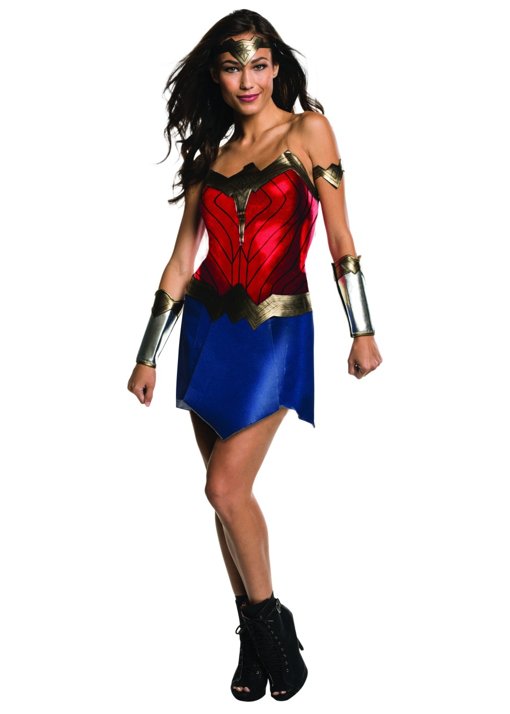spirit halloween wonder woman costume