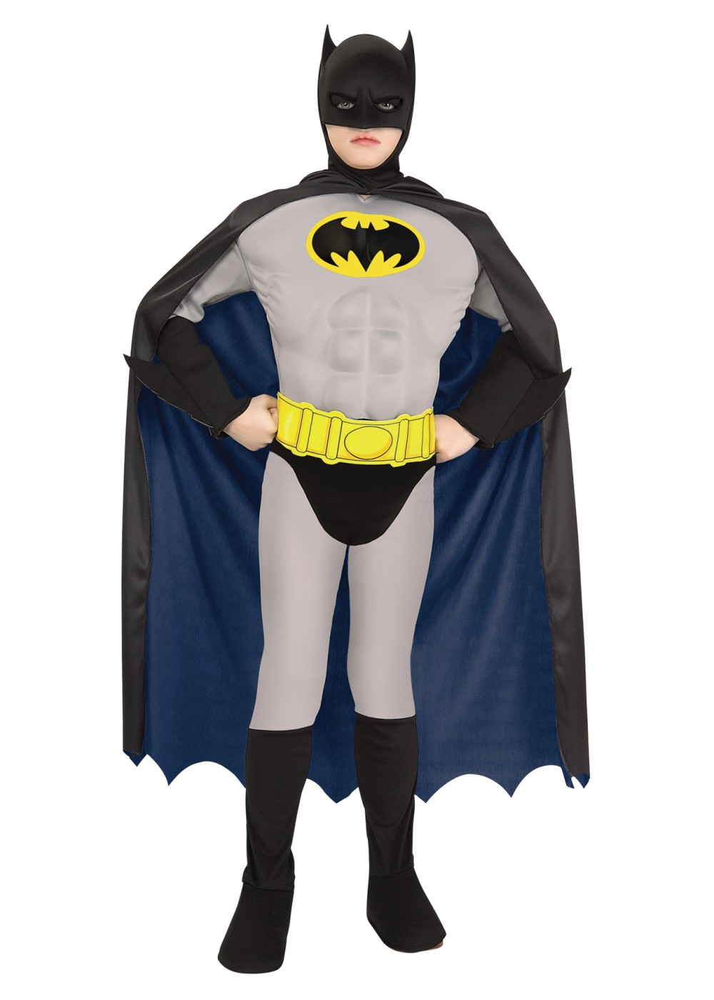 Toddler Boy Pirate Costumes: Batman Muscle Toddler Boys Costume