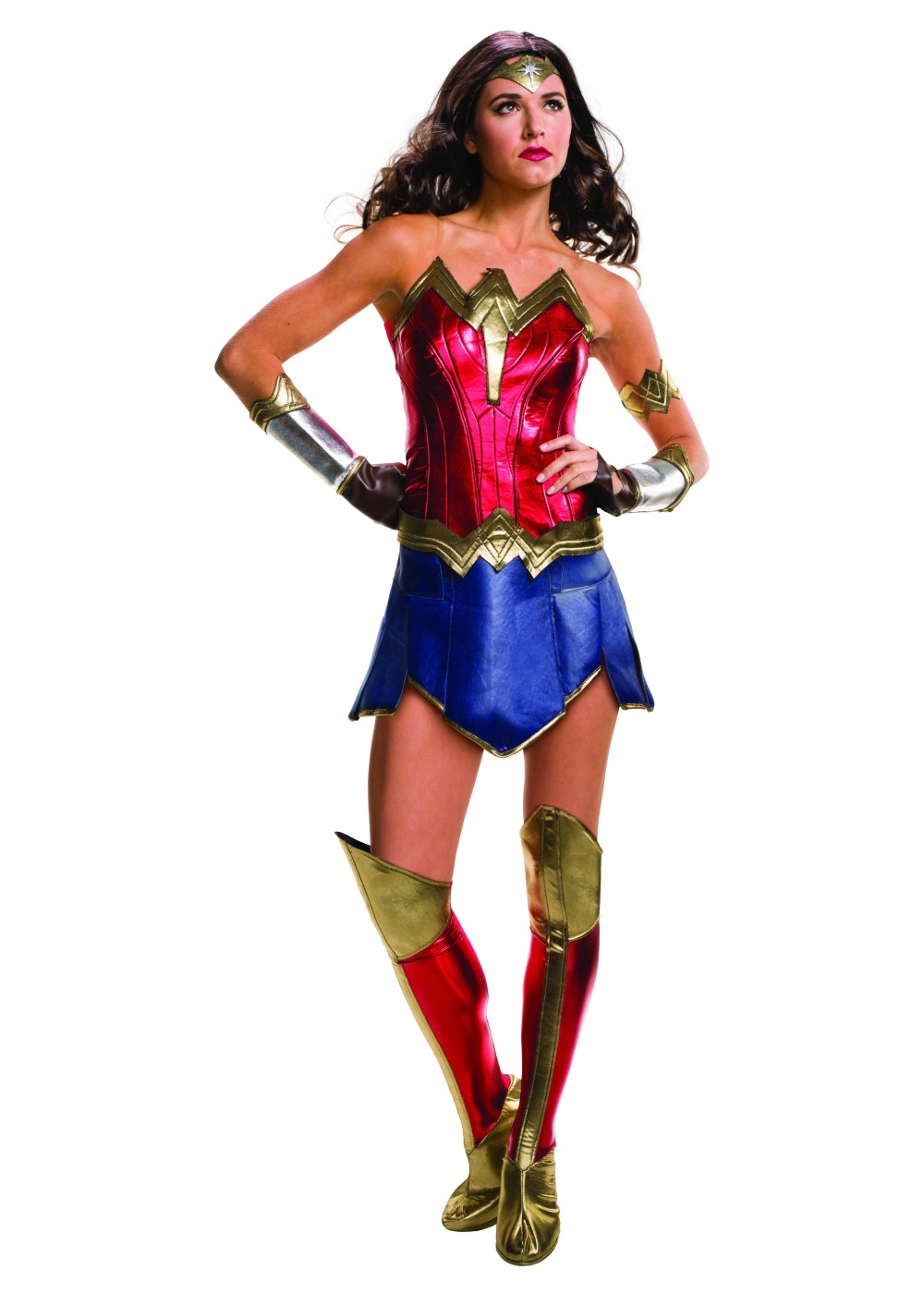 Batman V Superman Wonder Woman Women Costume