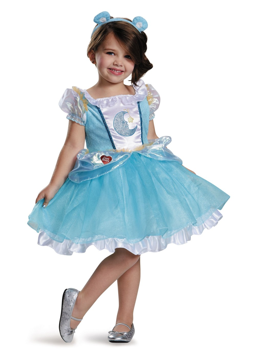 Girls Bedtime Bear Tutu Costume - TV Show Costumes