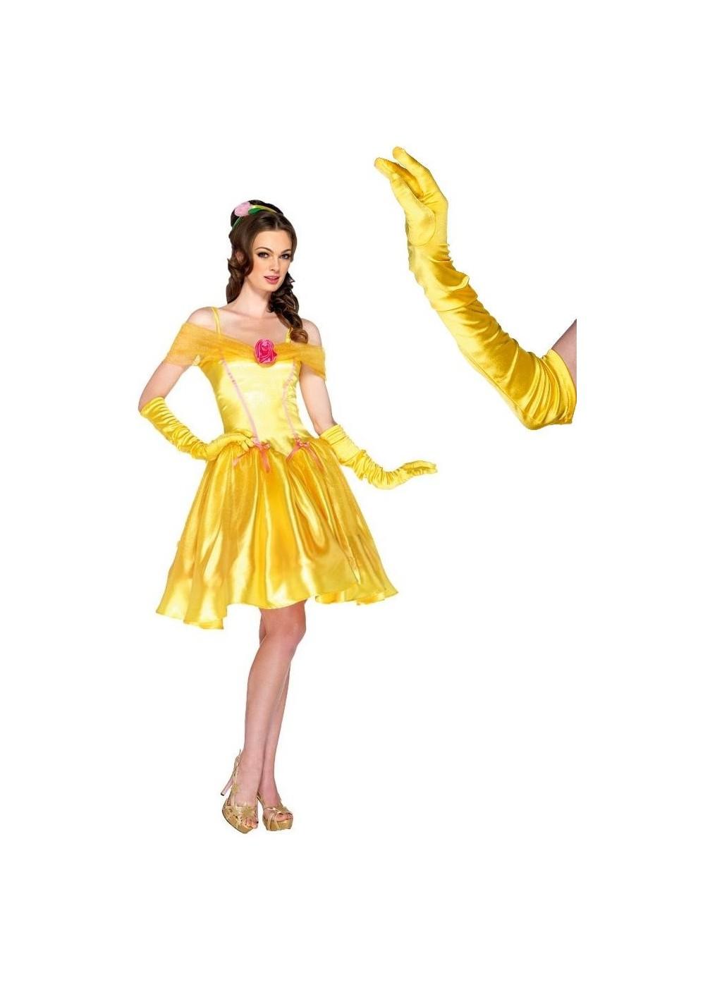 Belle Halloween Costume For Kids