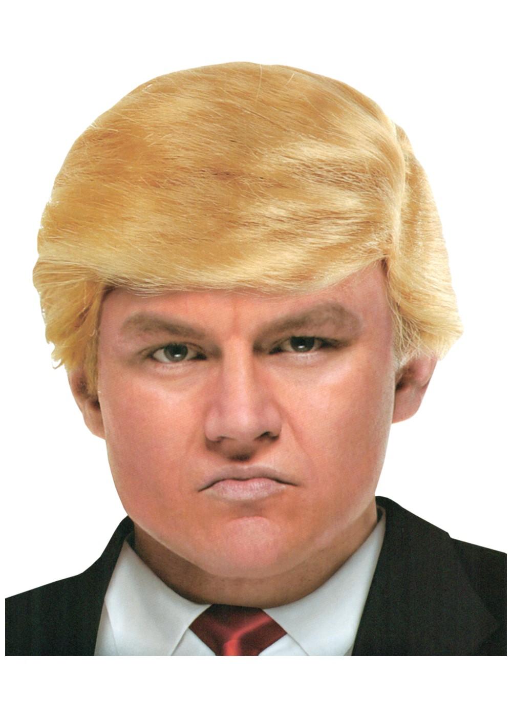 Billionaire Donald Trump Wig Wigs