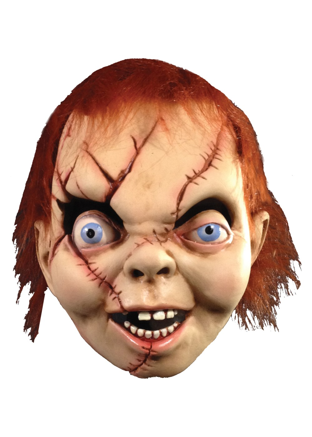 Bride Chucky Mask - Masks Chucky Costume For Kids