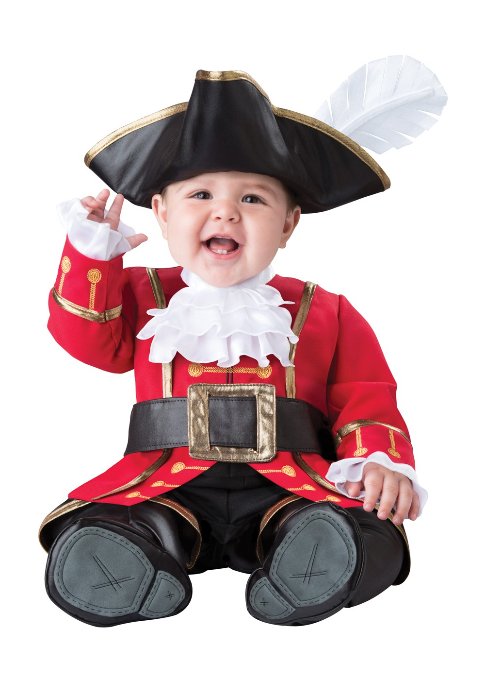 Captain Cuteness Pirate Baby Costume Costumes