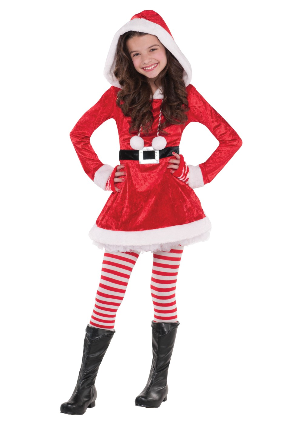 Big selection of halloween costumes for girls