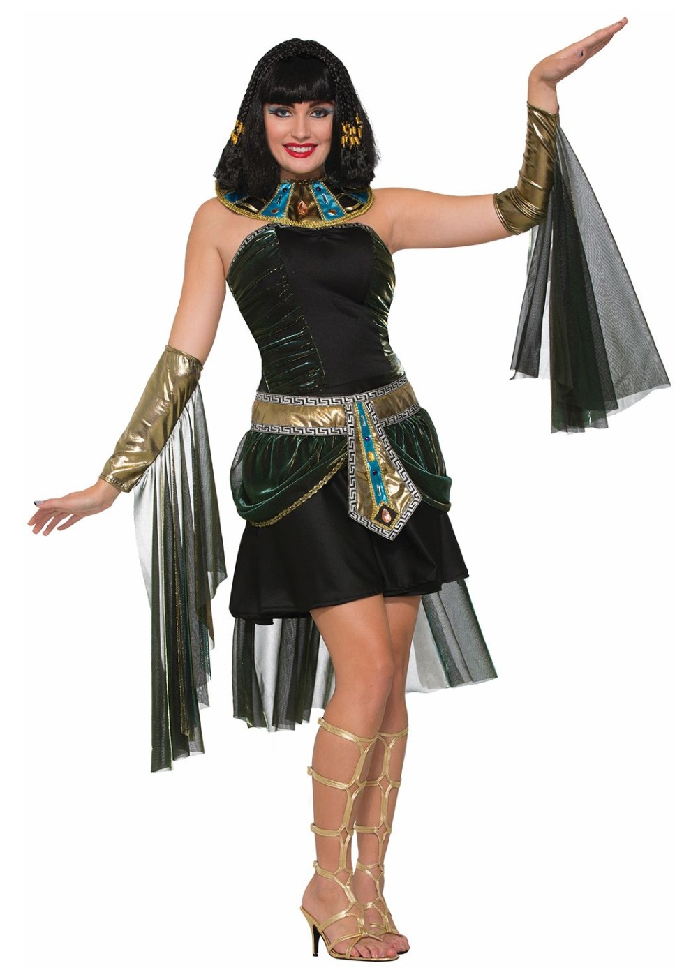 Cleopatra Fantasy Women Costume - Egyptian Costumes
