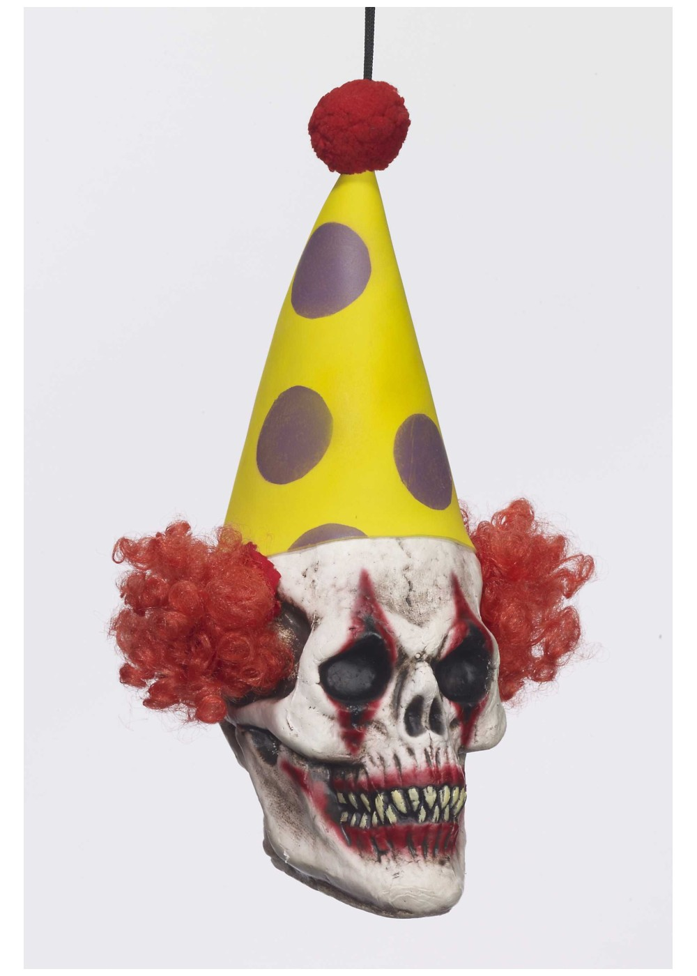 Hanging clown prop decoration decorations for Clown dekoration
