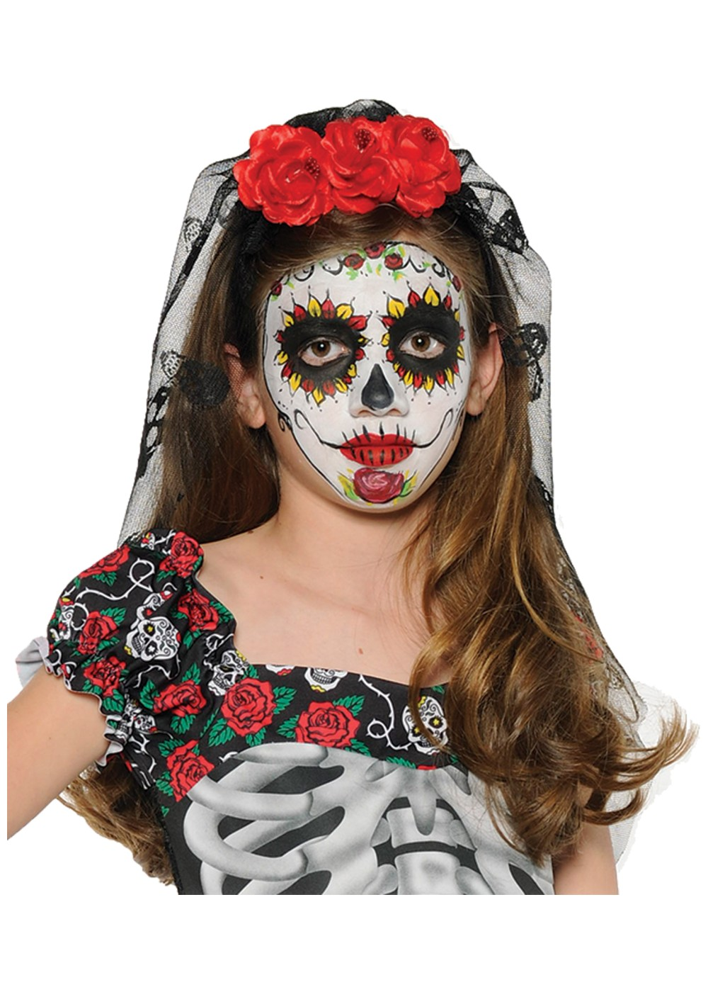 Day Of The Dead Costume Halloween