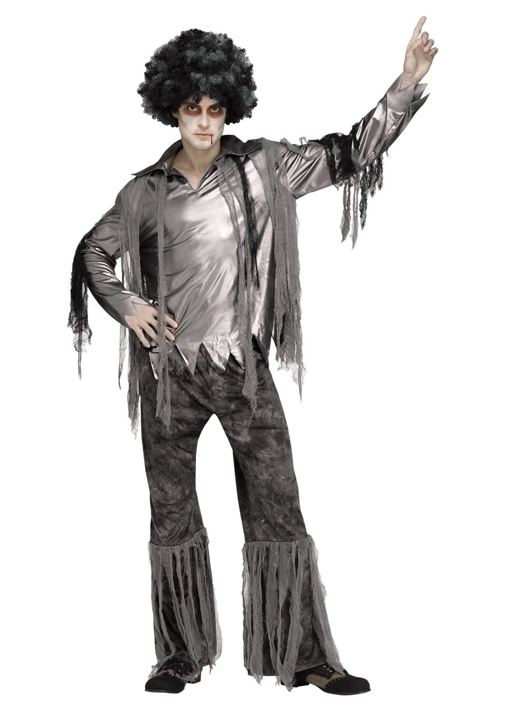 Disco is Dead Womens Diva Costume - Scary Costumes