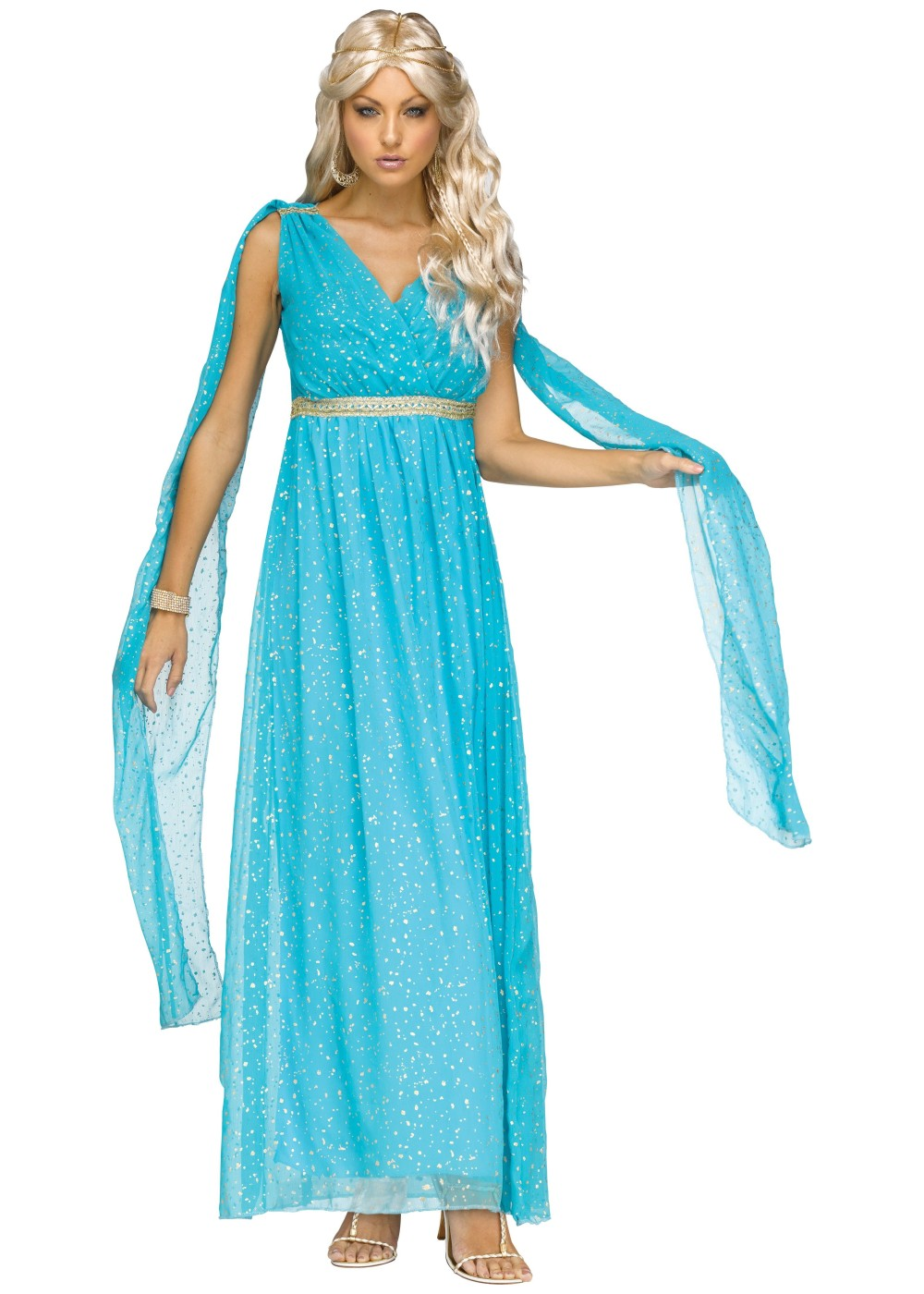 Divine Goddess Women Costume Greek Costumes