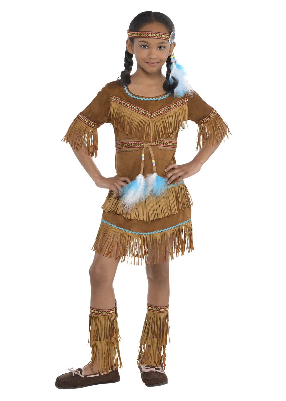 native american chief boys costume 2562 dream catcher cutie girl costume - Native American Costume Halloween