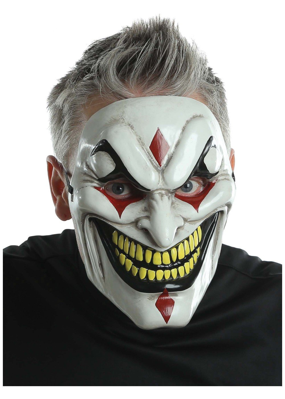 Ranger For Sale >> Evil Jester Injection Mask - Masks