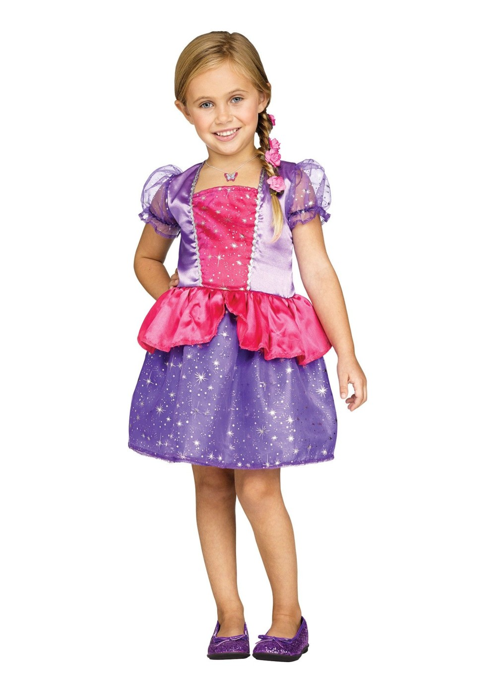 See our Princess costumes for toddler girls, and get ready for fun! Your little girl will look so adorable dressed up for imaginative playtime. You'll love our big selection of costumes for your toddler girl.