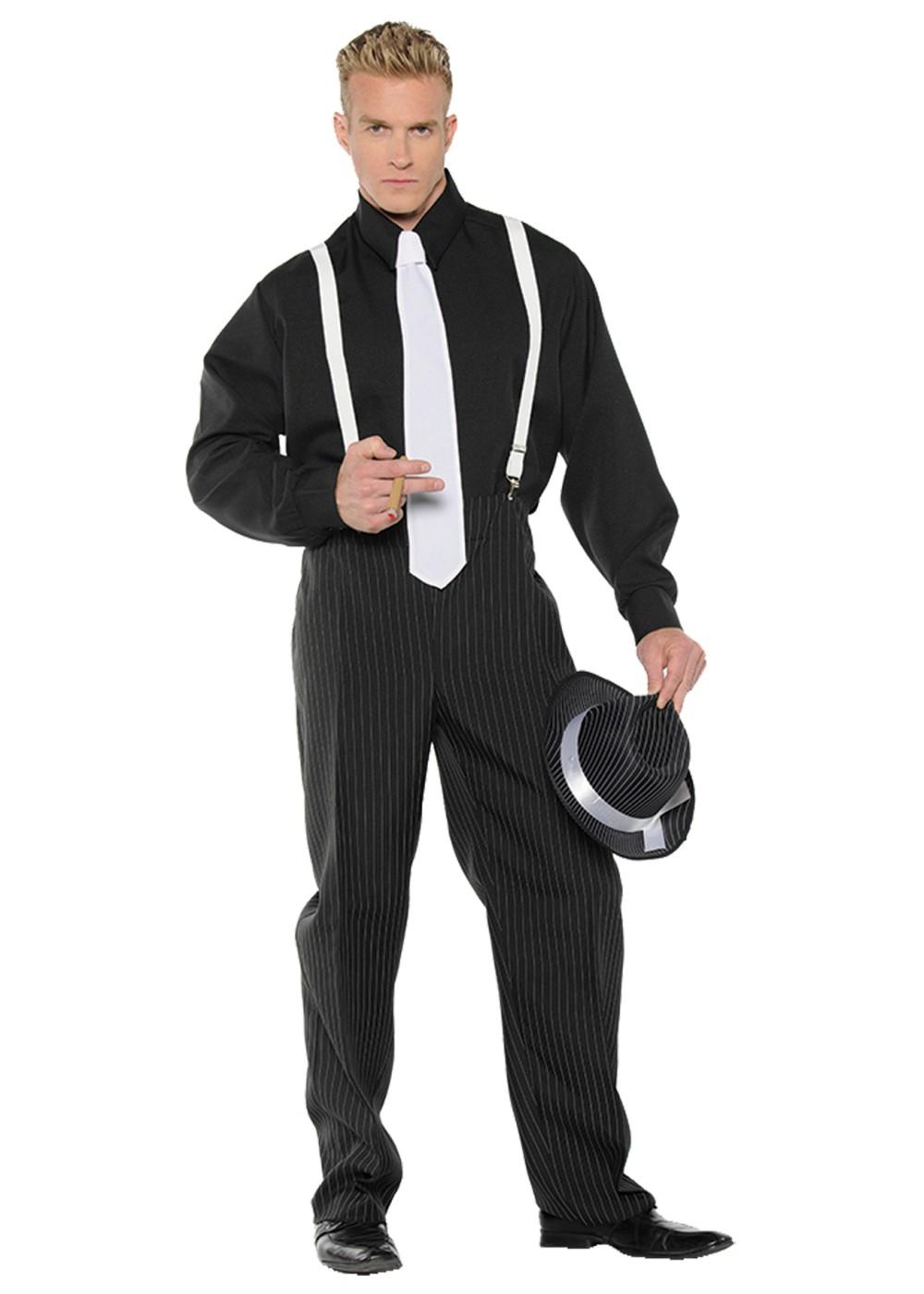 gangster men costume 1920s costumes