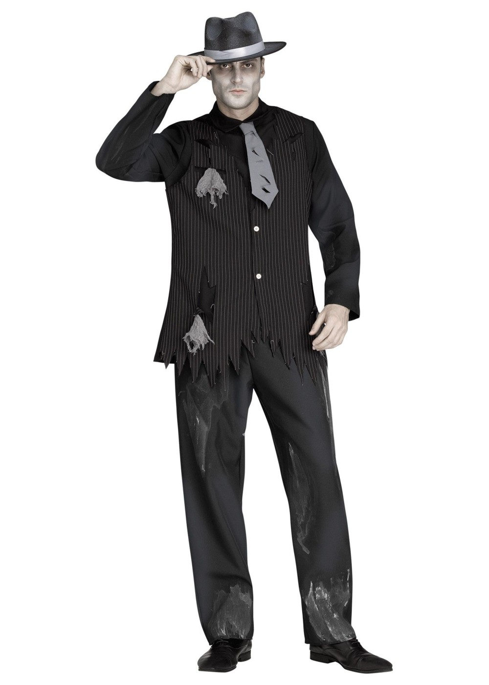 Womens Gangster Halloween Costume
