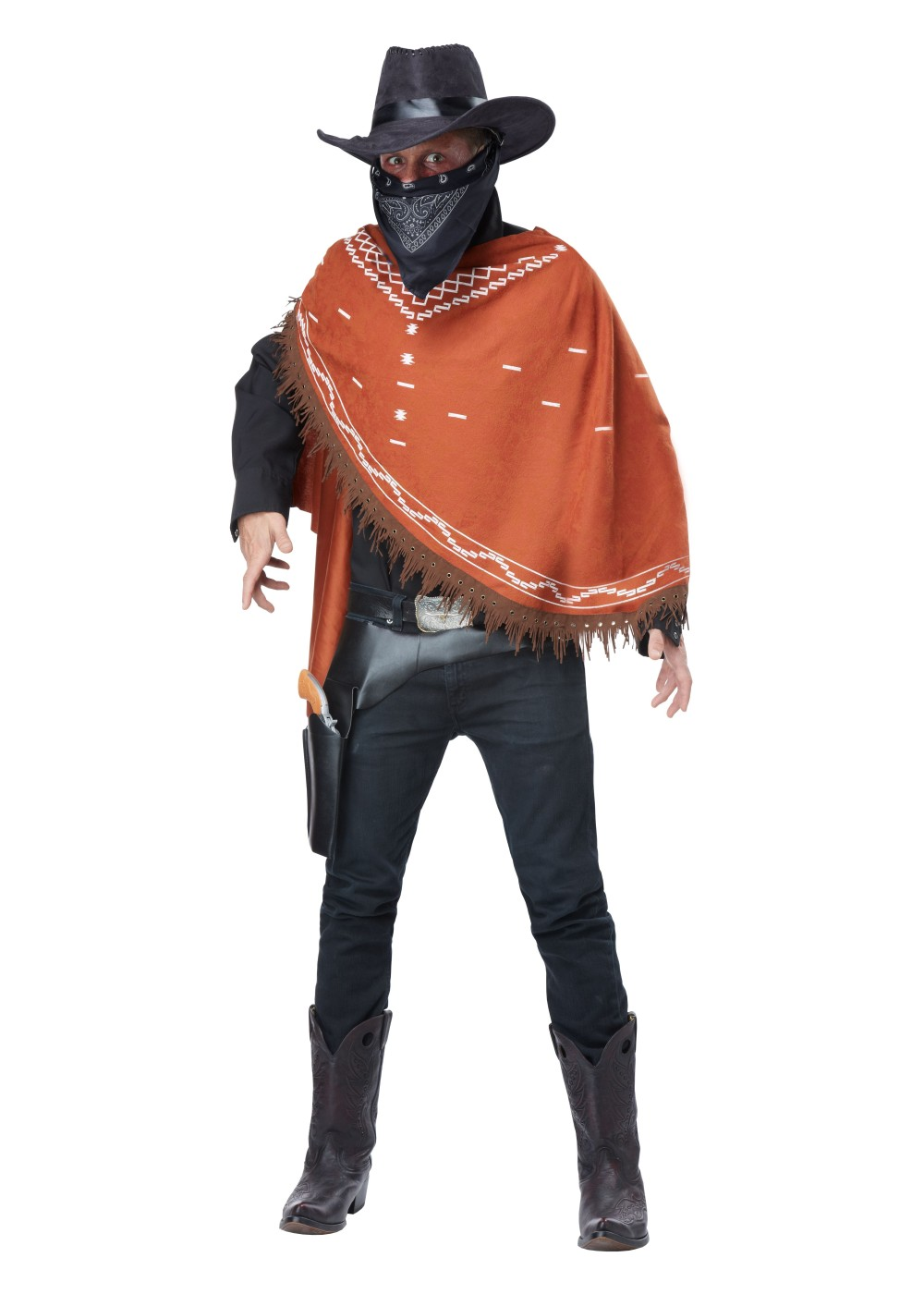 Western outlaw outfit