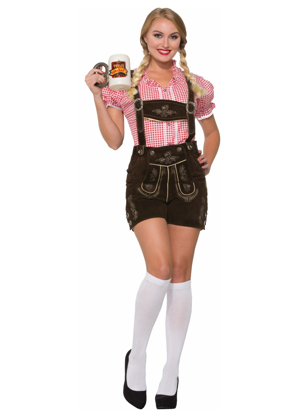 Girls In Lederhosen