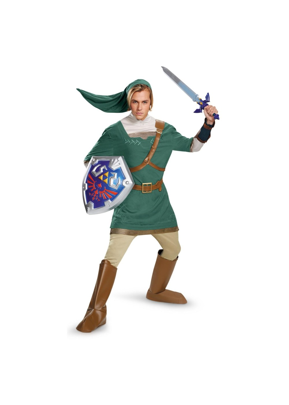 legend of zelda link teen boys costume video game costumes
