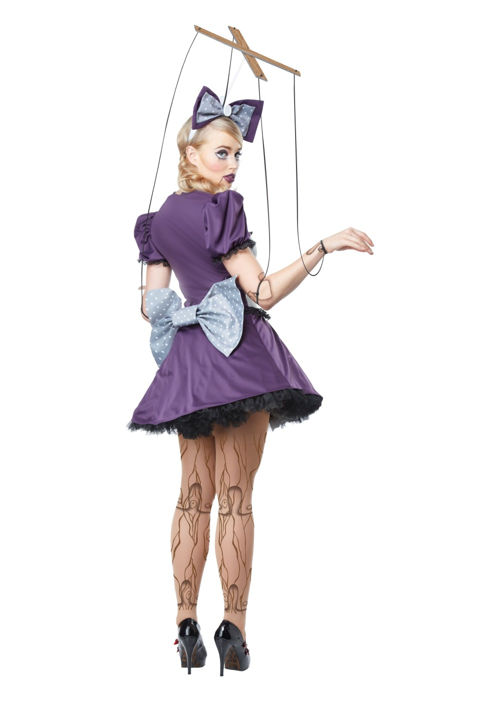 Marionette Women Costume Funny Costumes