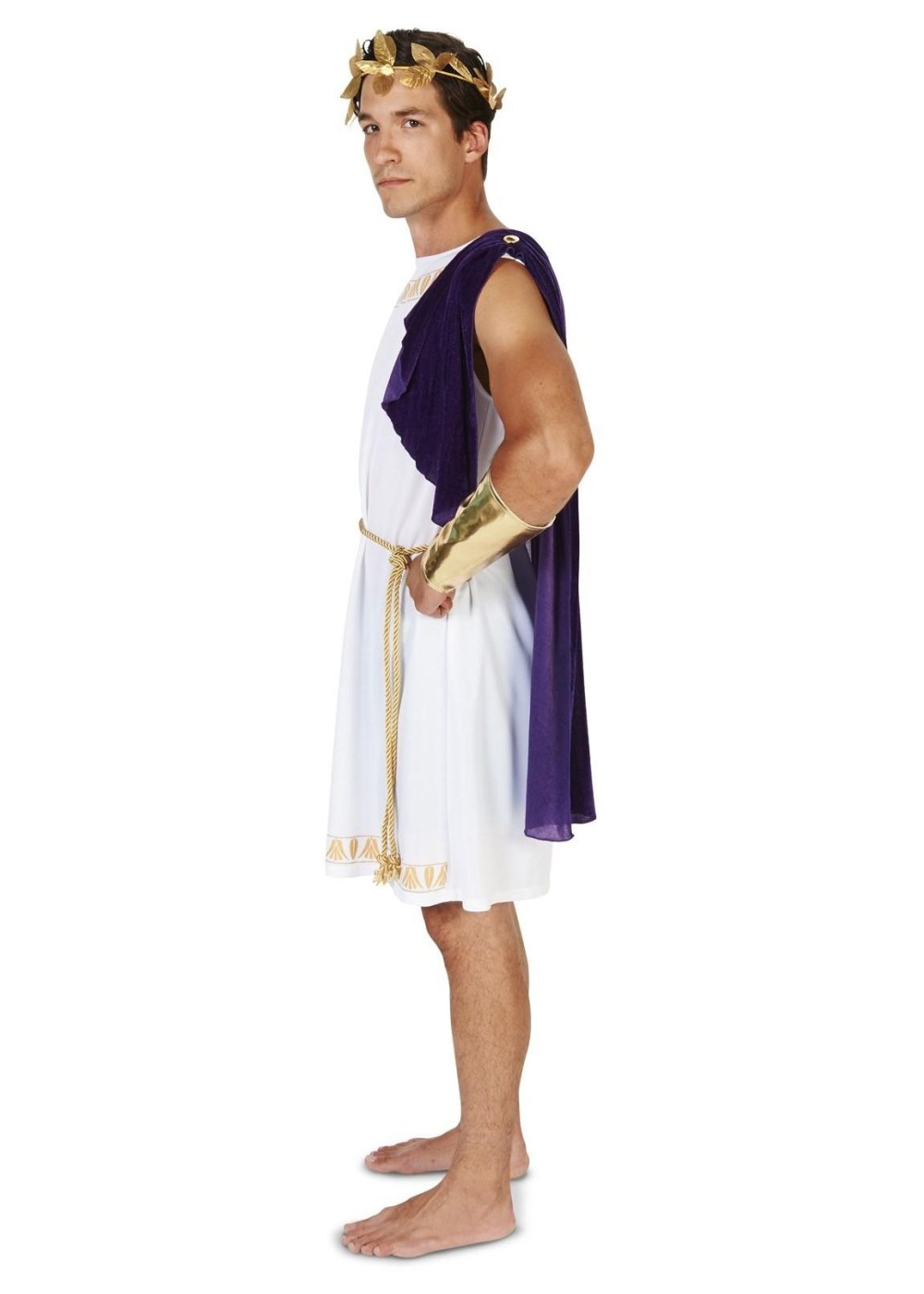 Ancient roman makeup men