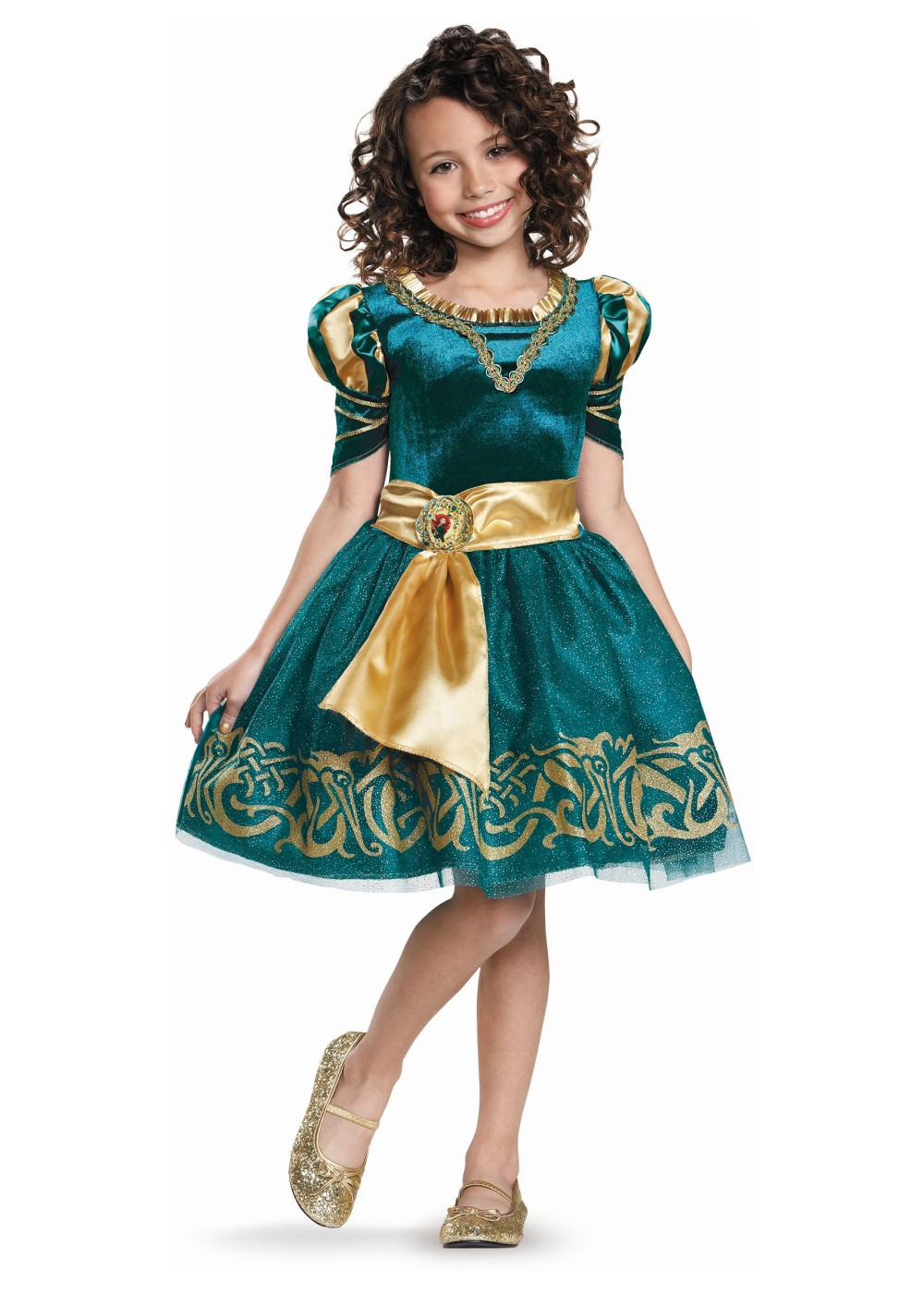 Girls Merida Classic Costume - Disney Costumes
