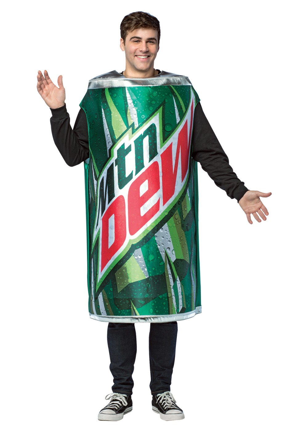 Mountain Dew Costume Food Costumes