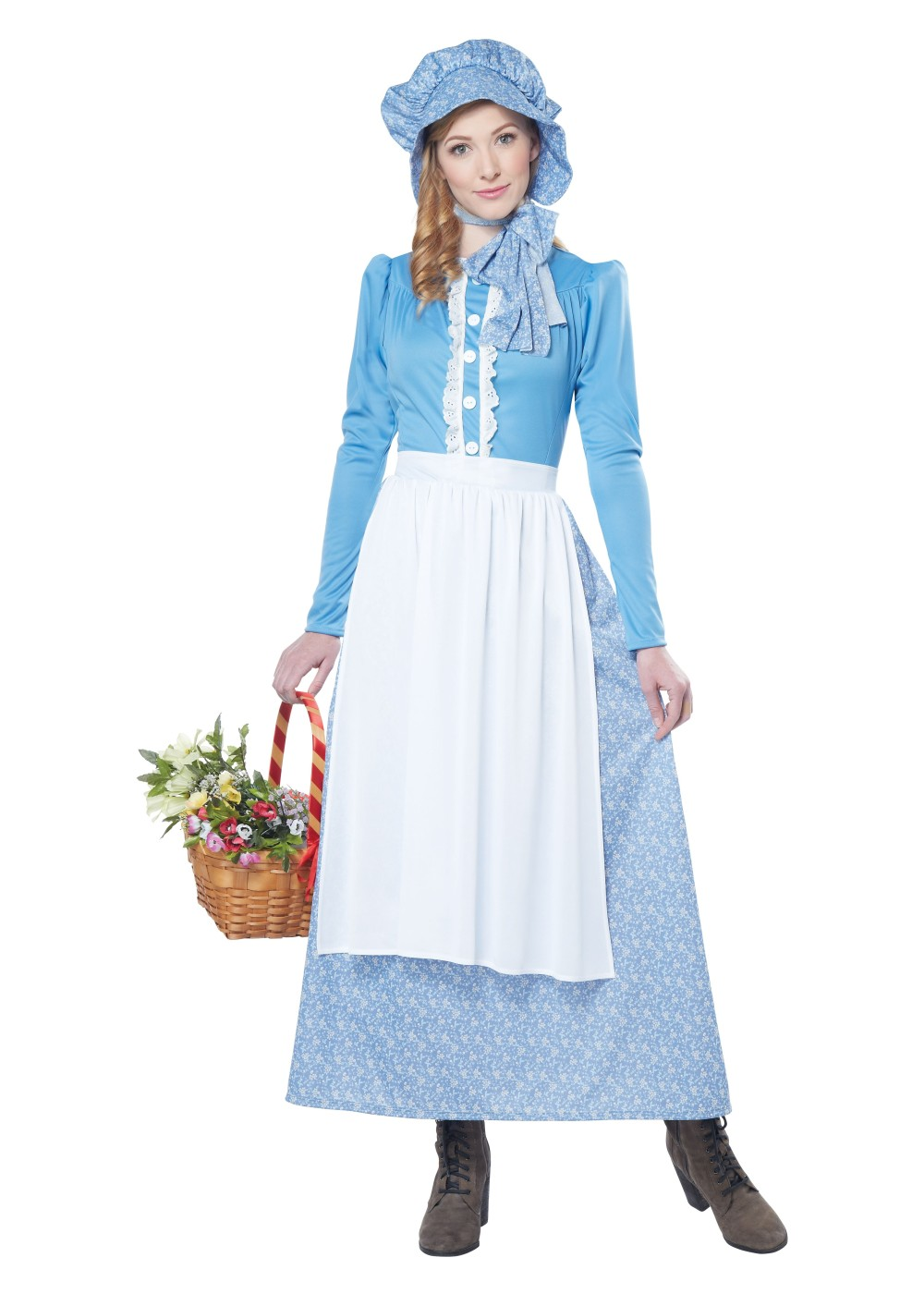 Pioneer Woman Costume Historical Costumes