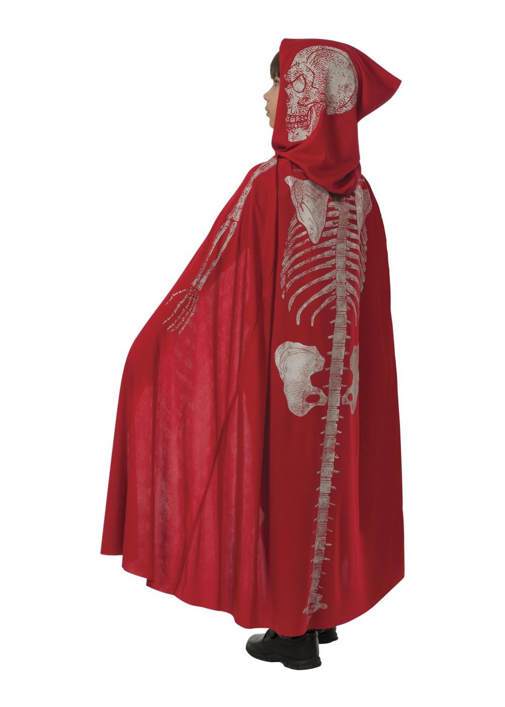 Red Devil Cape Capes Coats Vests