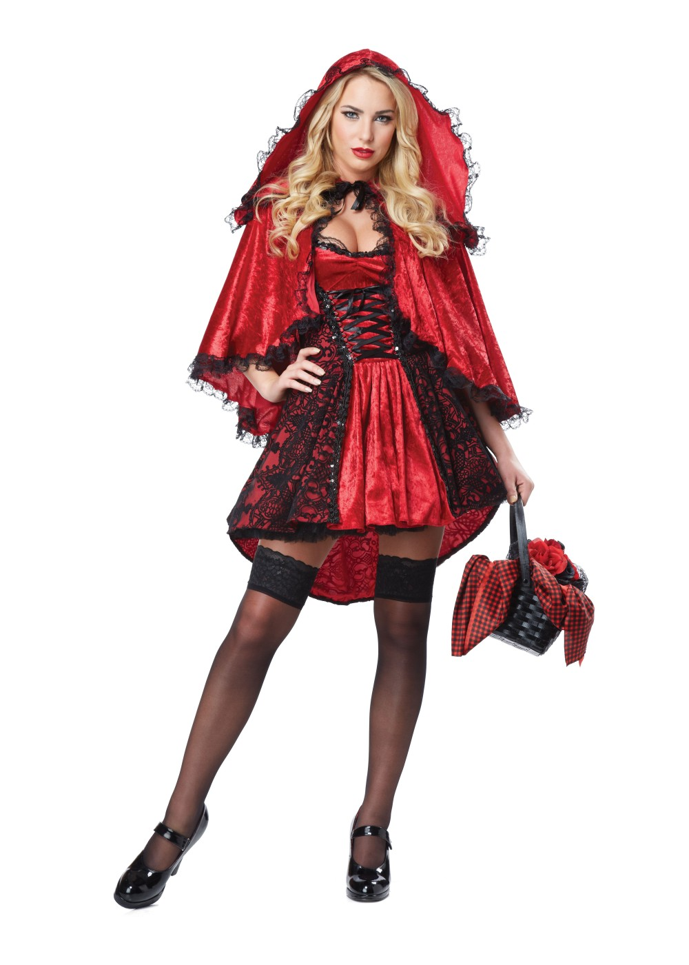 Little Red Riding Hood Halloween Costumes