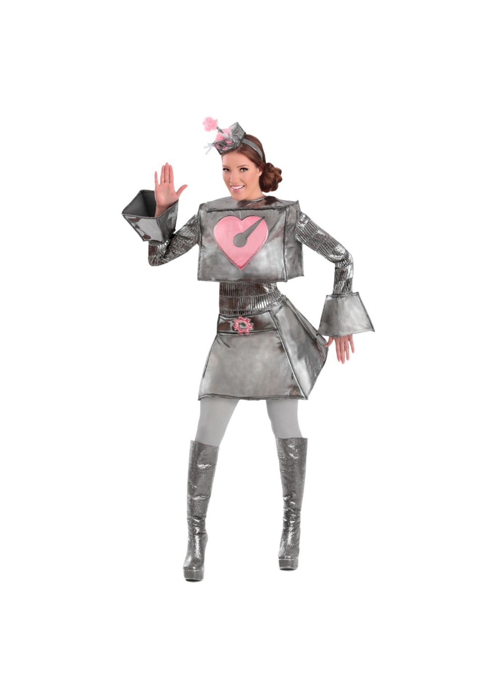 robot woman costume funny costumes