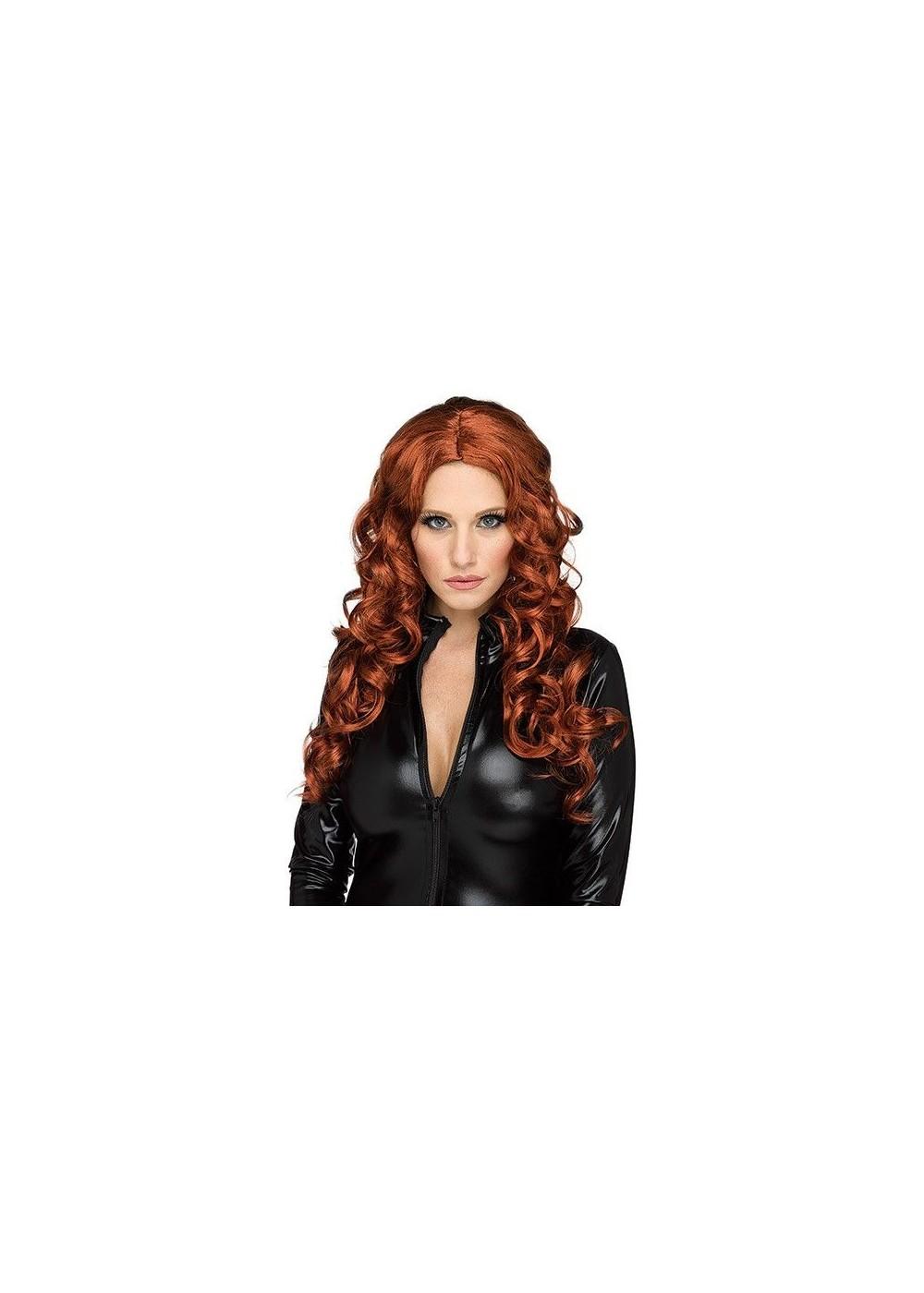 Spy Woman Wig Wigs