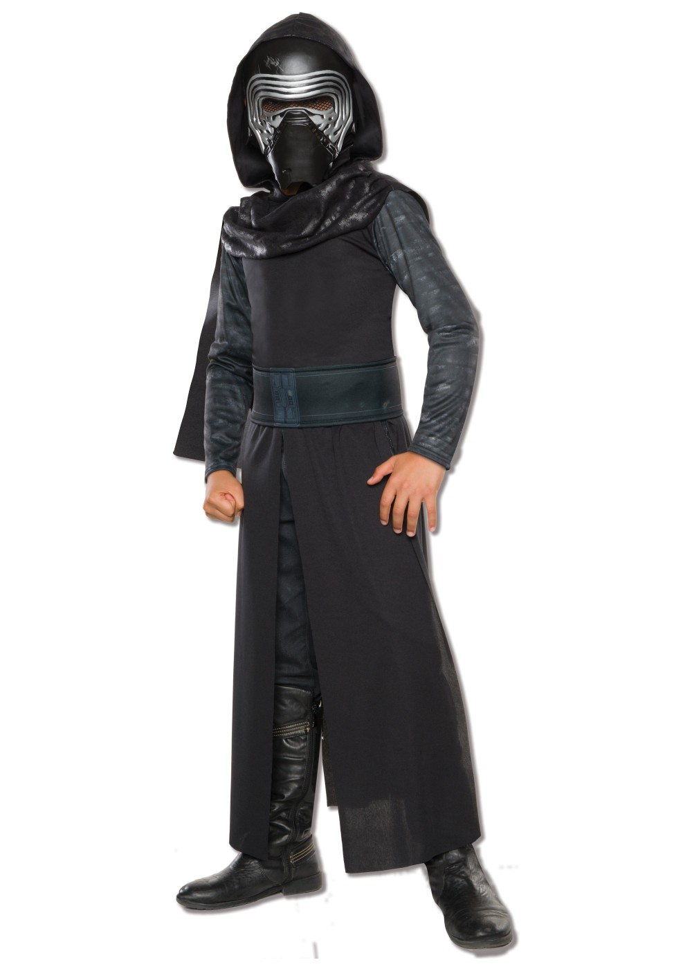 star wars kylo ren boys costume movie costumes. Black Bedroom Furniture Sets. Home Design Ideas