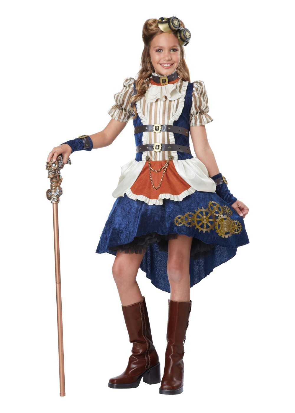 Steampunk Fashion Girl Costume Steampunk Costumes