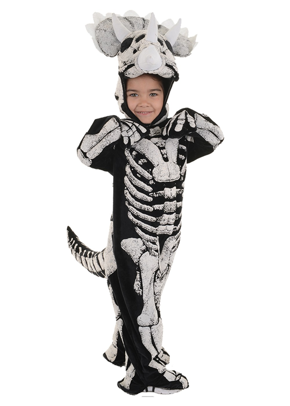 Triceratops Boys Costume
