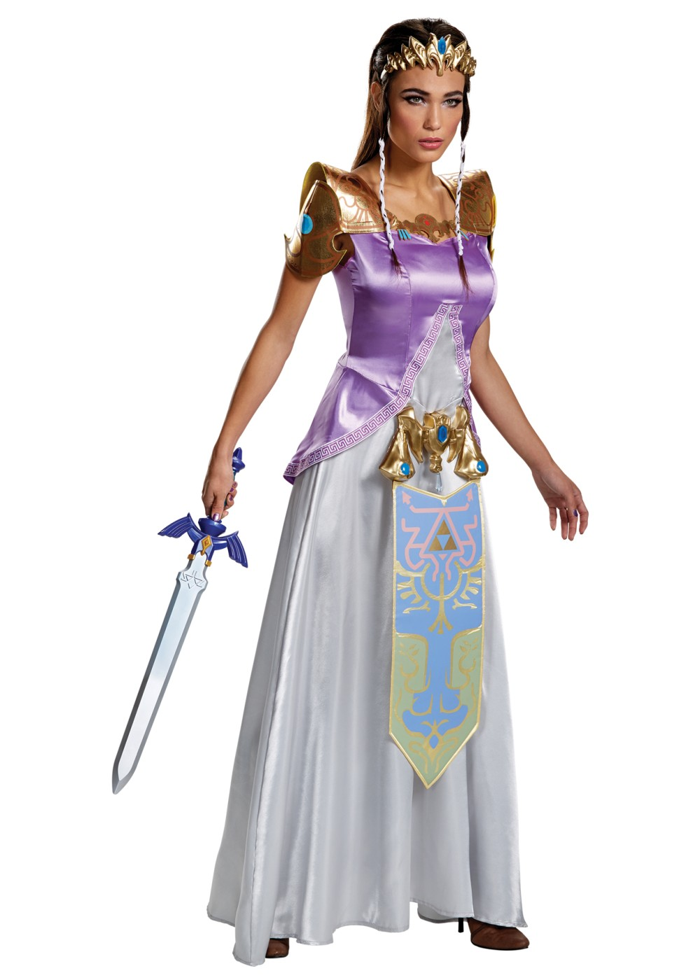 Princess zelda costume women