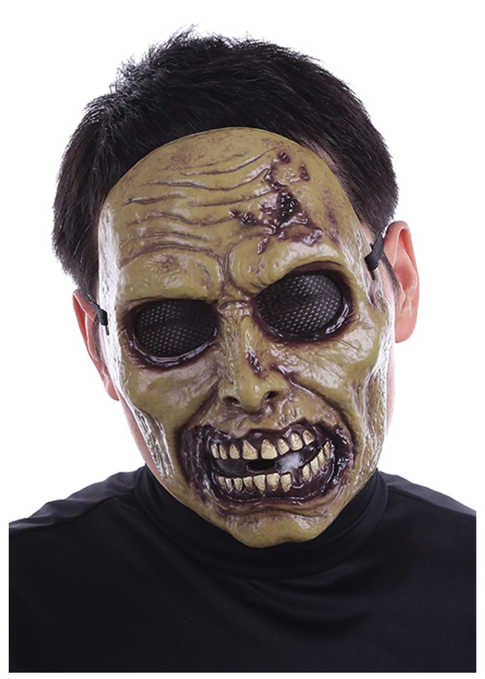 Zombie Injection Mask Masks