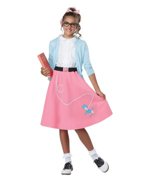 1950s Girls Costume