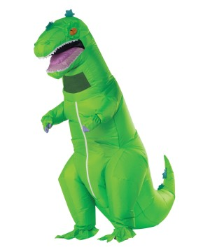 Adult Reptar Inflatable Costume